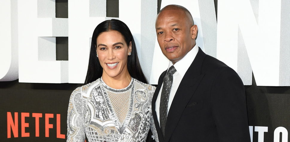 Dr. Dre's wife