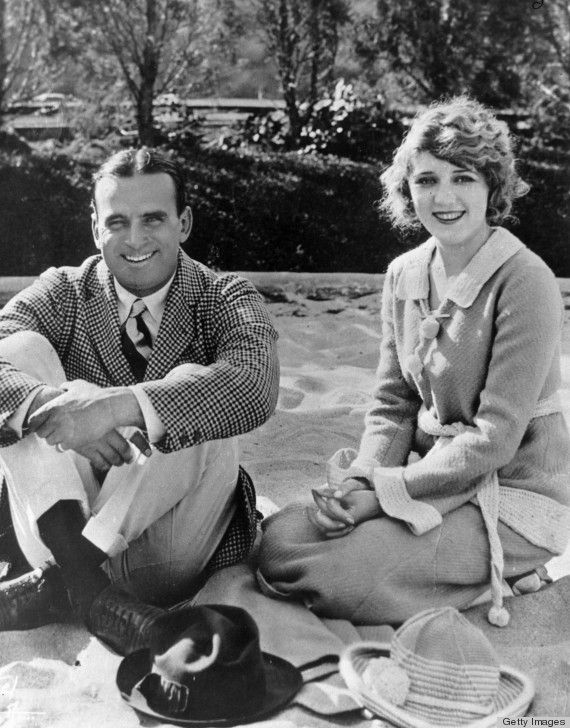 Mary Pickford spouse