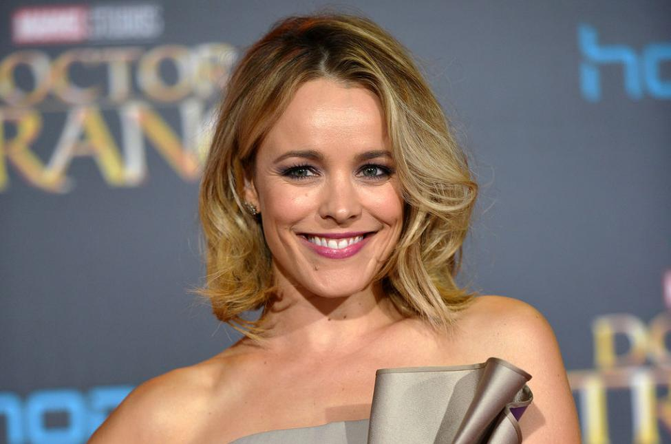 Rachel McAdams height